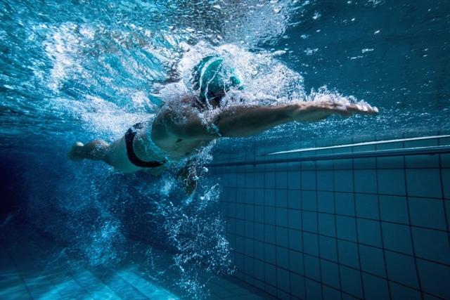 Schwimmen (50m Becken)