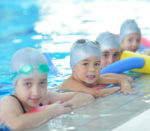 Kids swimming - beginners
