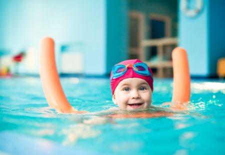 Bébé-nageurs - débutants (pour bébés de 6 semaines à 12 mois)